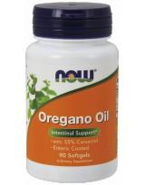 NOW FOODS Oregano Oil Enteric 90 gels.