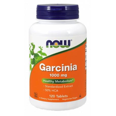 NOW FOODS Garcinia 1000mg 120 tabl.