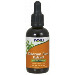 NOW FOODS Valerian Root Extract liquid 60ml
