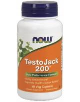 NOW FOODS TestoJack 200 60 vcaps.