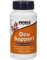 NOW FOODS Ocu Support 60 vcaps.