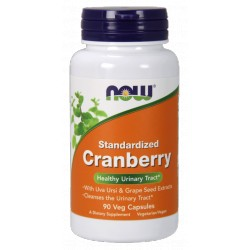 NOW FOODS Cranberry Extract 90 vcaps.