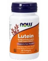 NOW FOODS Luteina 10mg 60 gels.