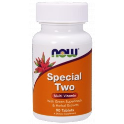 NOW Foods Special Two - 90 tablets