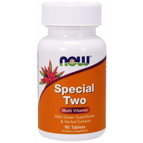 NOW Foods Special Two 90 tabl.
