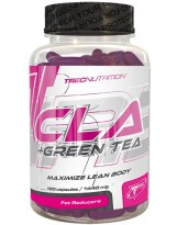 TREC CLA+Green Tea 180 kaps.