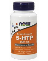NOW FOODS 5-HTP 200mg 120 vcaps