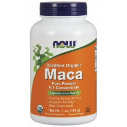 NOW FOODS Maca Pure Powder 198g