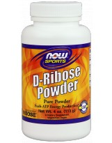 NOW FOODS D-Ribose Powder 227g