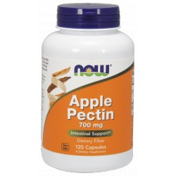 NOW FOODS Apple Pectin 700mg 120 caps