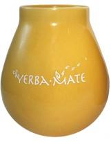 Tykwa Ceramiczna Żółta