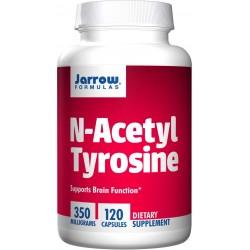 JARROW FORMULAS N-Acetyl Tyrosine 350mg 120 kaps.