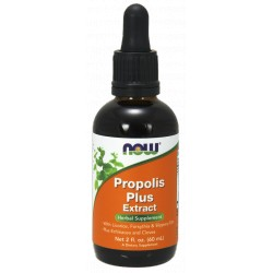 NOW FOODS Propolis Plus Extract 60 ml.