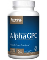 JARROW FORMULA Alpha GPC 300mg 60 weg.kaps.