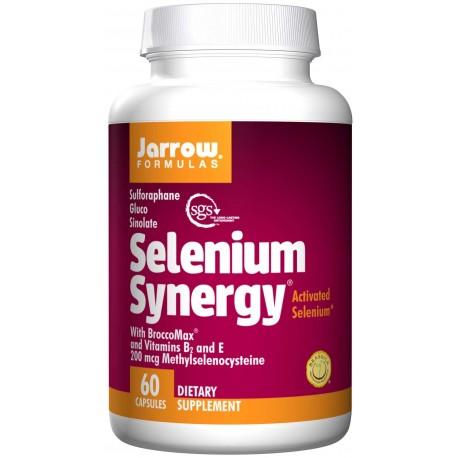 JARROW Selenium Synergy 60 kaps.