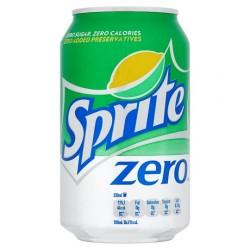 Sprite Zero Cukru 330ml