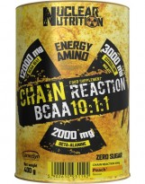 NUCLEAR Chain Reaction BCAA 10:1:1 400g