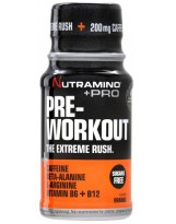 NUTRAMINO Pre Workout Shot 60 ml