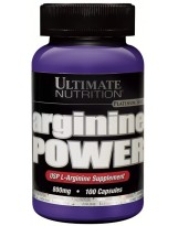 ULTIMATE Arginine Power 800mg 100 kaps.