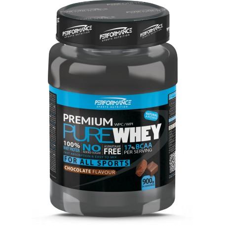 PERFORMANCE Premium Pure Whey 900g