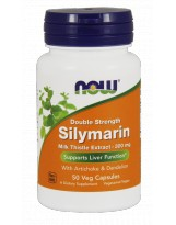 NOW FOODS Silymarin 300 mg 50 kaps.