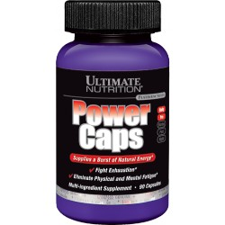 ULTIMATE Power Caps 90 kaps.