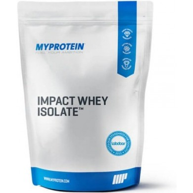 MY PROTEIN Impact Whey Isolate 1 kg