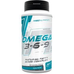 TREC Omega 3-6-9 60 kaps.