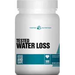 TESTED Water Loss 100 kaps.