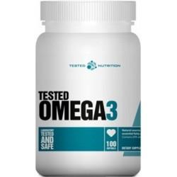TESTED Omega 3 100 kaps.