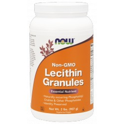 NOW FOODS Lecithin Granules 907g
