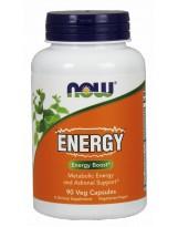 NOW FOODS Energy 90 kaps.