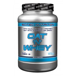 SCITEC Oat n Whey 92 grams Chocolate