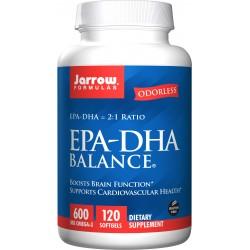 JARROW FORMULAS EPA-DHA Balance 120 gels.