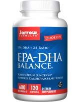 JARROW FORMULA EPA-DHA Balance 120 gels.