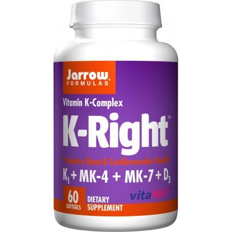 JARROW K-Right 60 softgels