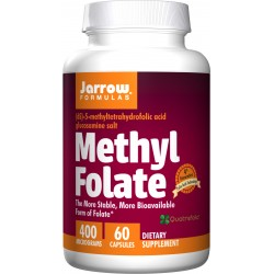 JARROW Methyl Folate 400 mcg 60 kaps.