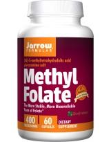 JARROW FORMULA Methyl Folate 400 mcg 60 kaps.