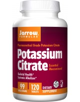 JARROW FORMULA Potassium Citrate 99 mg 120 tabl.