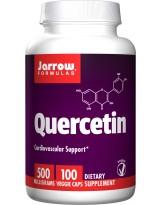 JARROW FORMULA Kwercetyna 500 mg 100 weg. kaps.