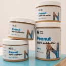 NATE CRAFT Peanut 100% Nut Butter 500 g Crunchy
