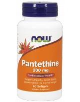 NOW Foods Pantethine 300 mg 60 kaps.