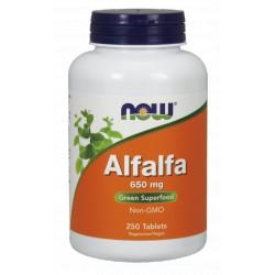 NOW Foods Alfalfa 650 mg 250 tab.