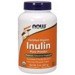 NOW Foods Inulina 227 g
