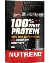 NUTREND 100% Whey Protein 500 g Czekolada