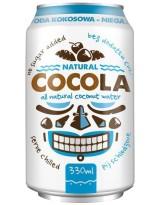 COCOLA Naturalna Woda Kokosowa niegazowana 330ml