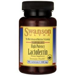 SWANSON Lactoferrin 90 caps.