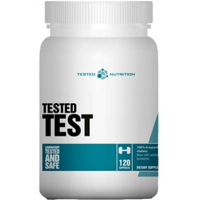 TESTED Test 120 kaps.