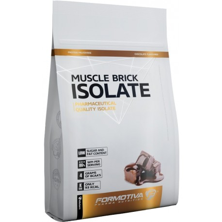 FORMOTIVA Muscle Brick Isolate 600 g