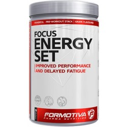 FORMOTIVA Focus Energy Set 480 g